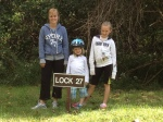 Excited to be at Lock 27
