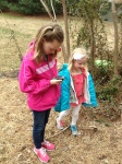 Using the GPS to find the 3rd cache